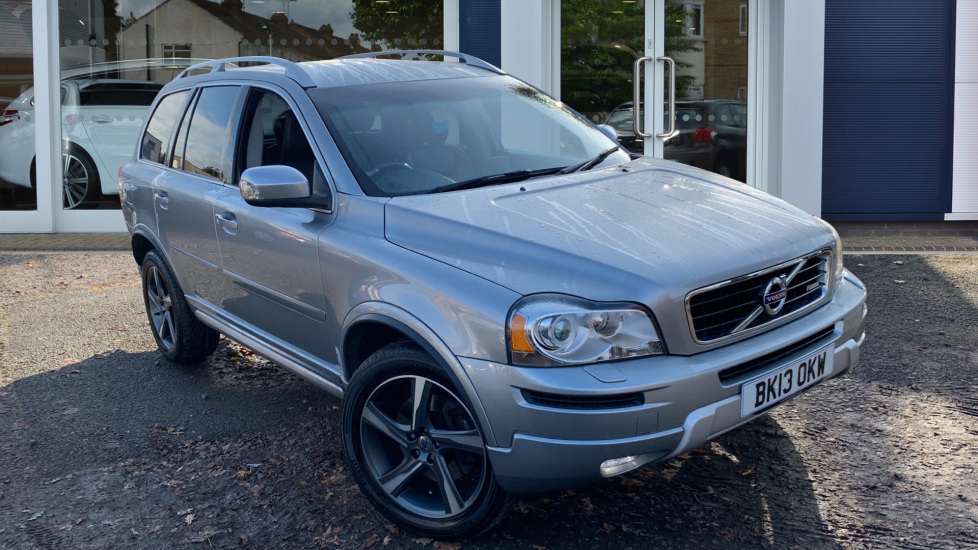Used Volvo XC90 SUV 2.4 D5 R-Design Geartronic AWD 5dr
