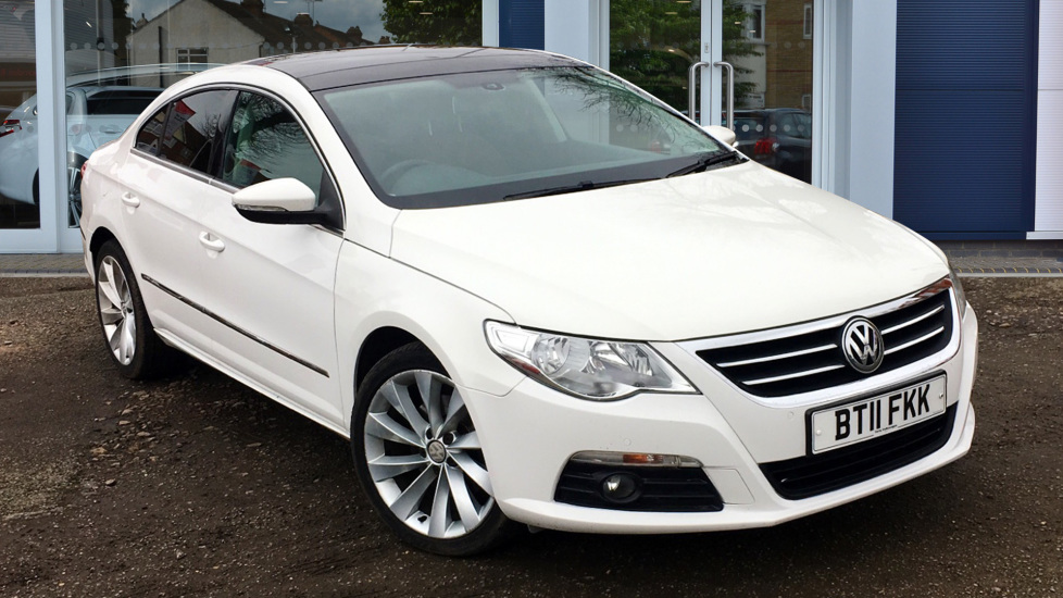 Used Volkswagen CC Coupe 2.0 TDI BlueMotion Tech GT 4dr