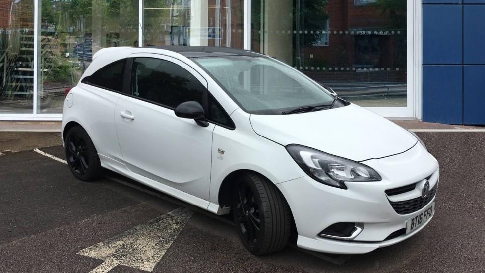 Used Vauxhall Corsa Hatchback 1.4i ecoFLEX Limited Edition 3dr