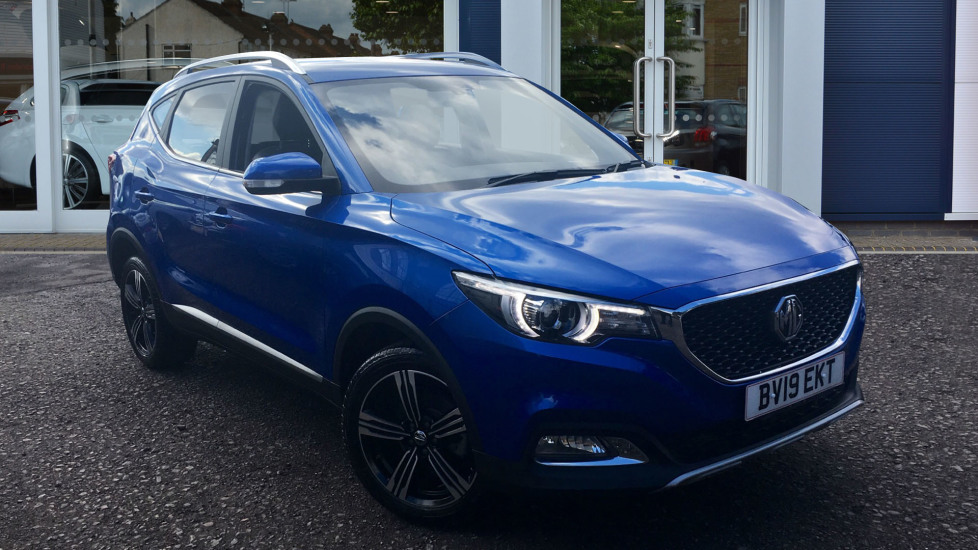 Used Mg ZS SUV 1.5 VTi-TECH Exclusive (s/s) 5dr