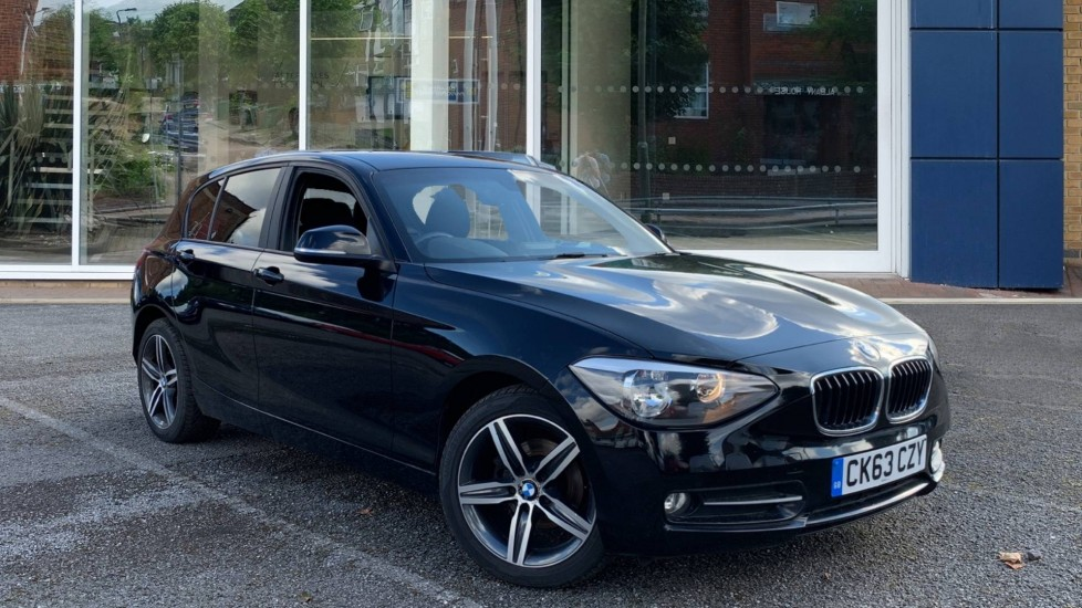 Used BMW 1 Series Hatchback 2.0 116d Sport Sports Hatch (s/s) 5dr