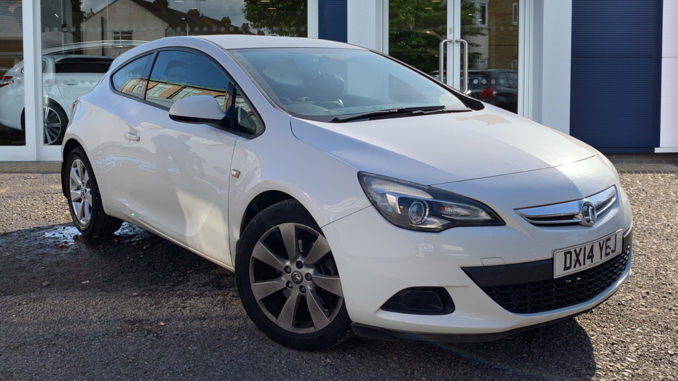 Used Vauxhall Astra GTC Coupe 1.4T 16V Sport (s/s) 3dr