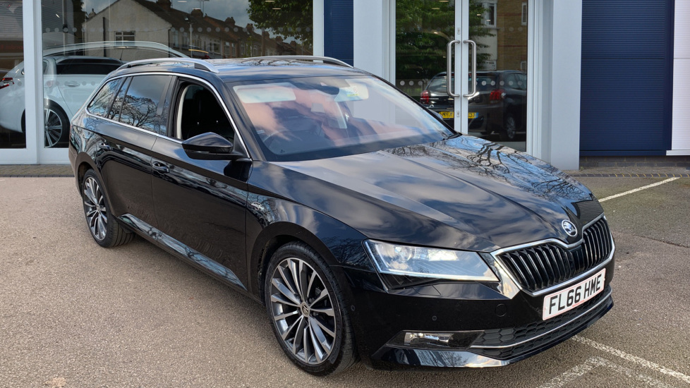 Used Skoda Superb Estate 2.0 TSI Laurin & Klement DSG (s/s) 5dr