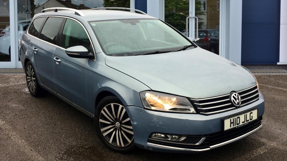 Used Volkswagen Passat Estate 1.6 TDI BlueMotion Tech Sport 5dr