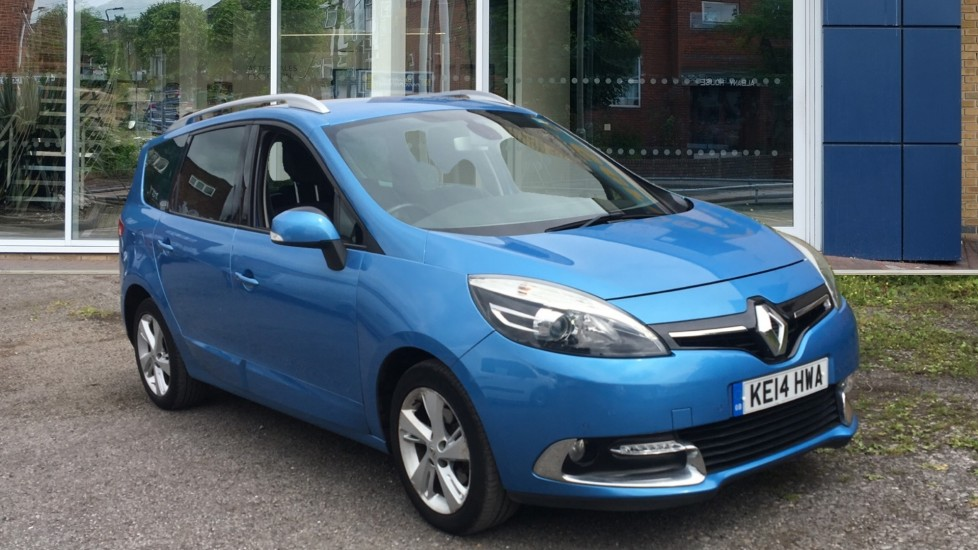Used Renault Grand Scenic MPV 1.5 dCi ENERGY Dynamique TomTom Bose+ Pack (s/s) 5dr