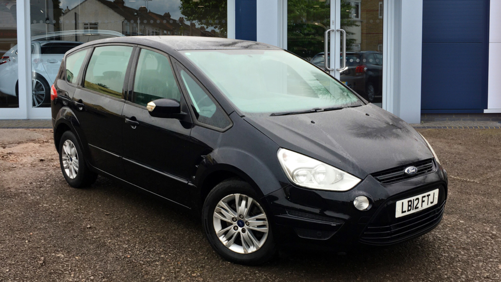Used Ford S-Max MPV 2.0 TDCi Zetec Powershift 5dr