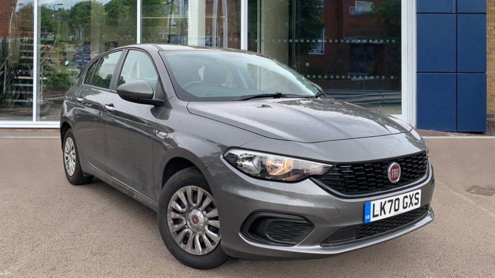 Used Fiat Tipo Hatchback 1.4 MPI Easy 5dr