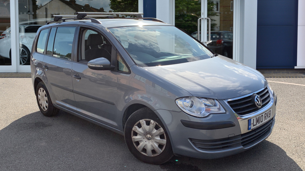 Used Volkswagen Touran MPV 1.9 TDI BlueMotion Tech S 5dr (7 Seats)