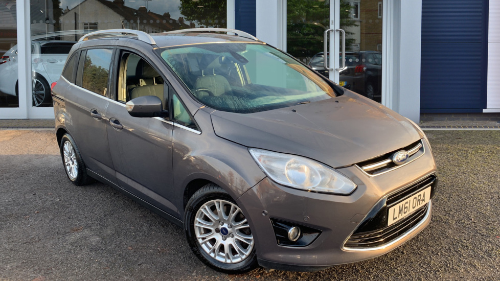 Used Ford Grand C-Max MPV 2.0 TDCi Titanium Powershift 5dr (7 Seats)