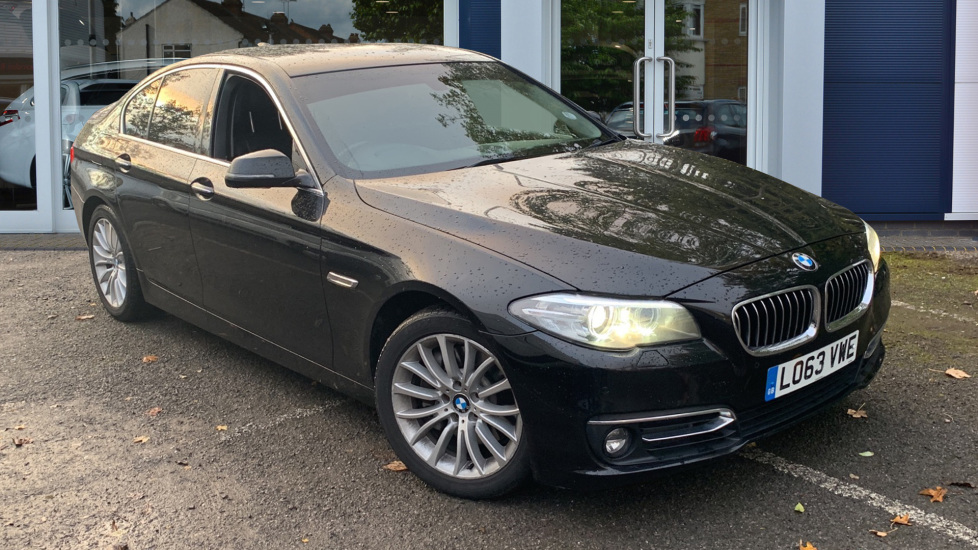 Used BMW 5 Series Saloon 2.0 525d Luxury 4dr