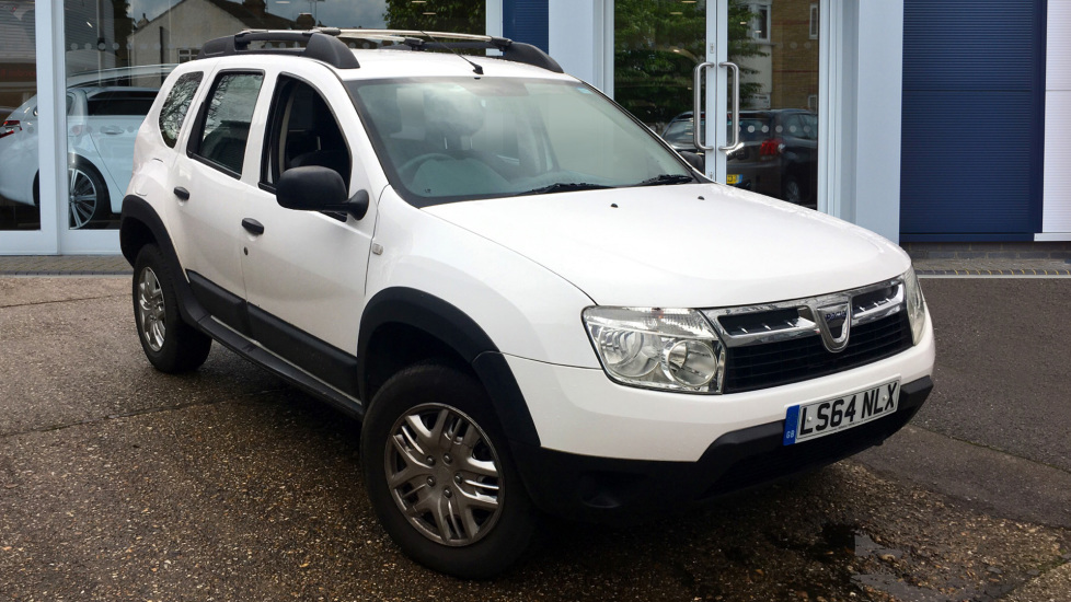 Used Dacia Duster SUV 1.6 Access 5dr