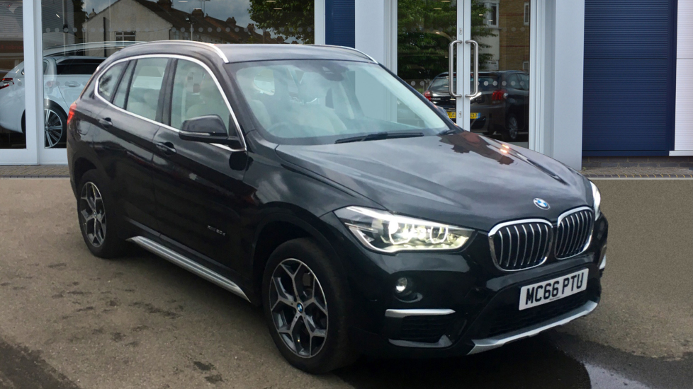 Used BMW X1 SUV 2.0 20d xLine xDrive (s/s) 5dr