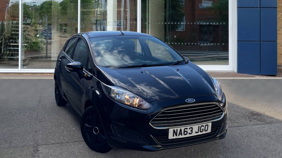 Used Ford Fiesta Hatchback 1.6 TDCi ECOnetic Style (s/s) 5dr