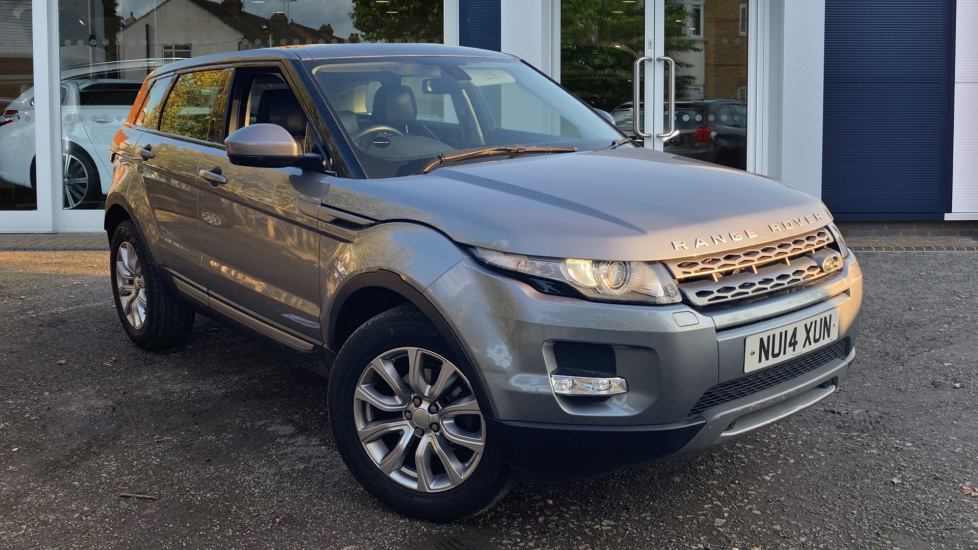 Used Land Rover RANGE ROVER EVOQUE SUV 2.2 SD4 Pure Tech AWD 5dr