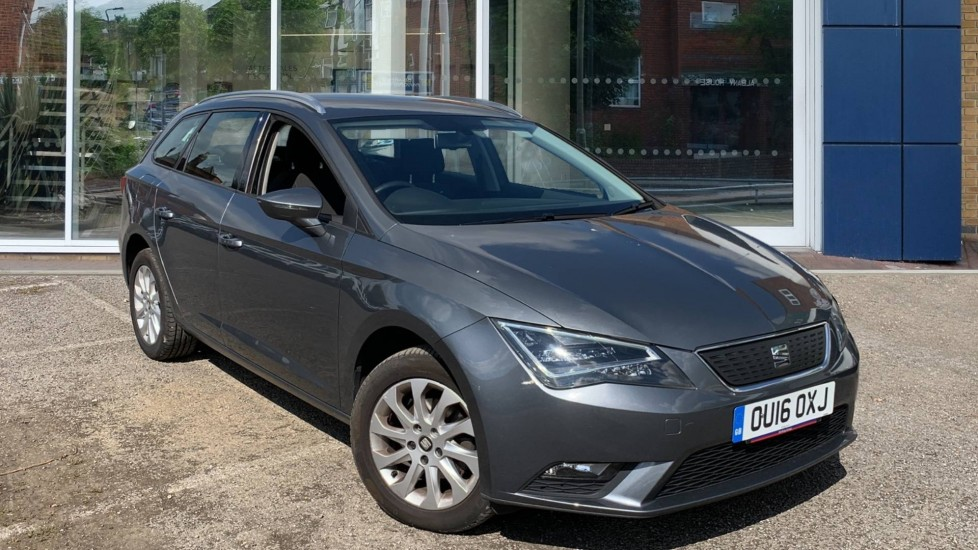 Used Seat Leon Estate 1.6 TDI Ecomotive SE (Tech Pack) ST (s/s) 5dr