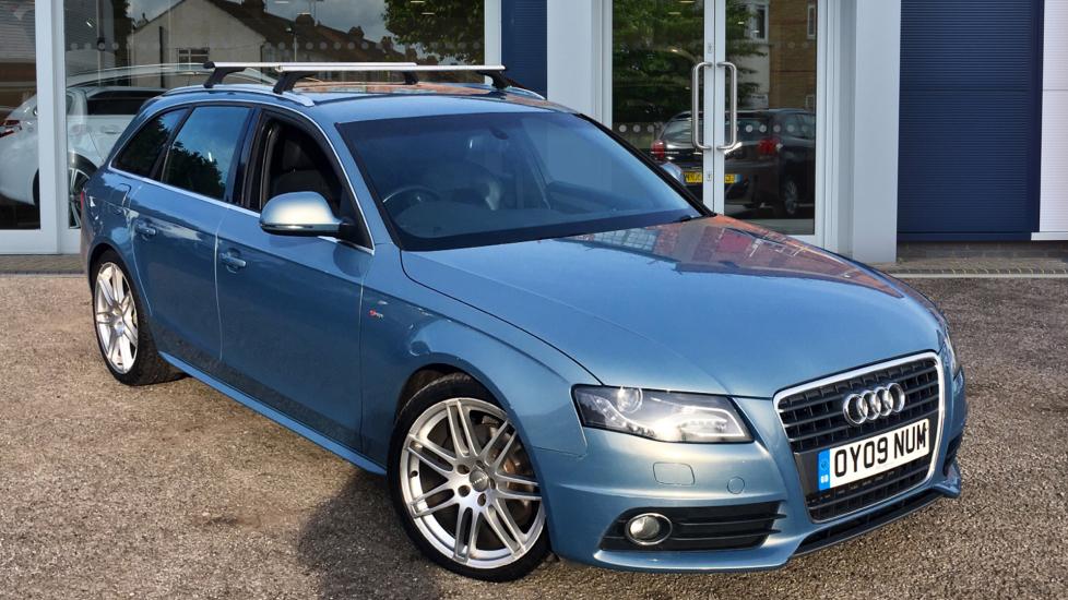Used Audi A4 Avant Estate 2.0 TDI S line 5dr