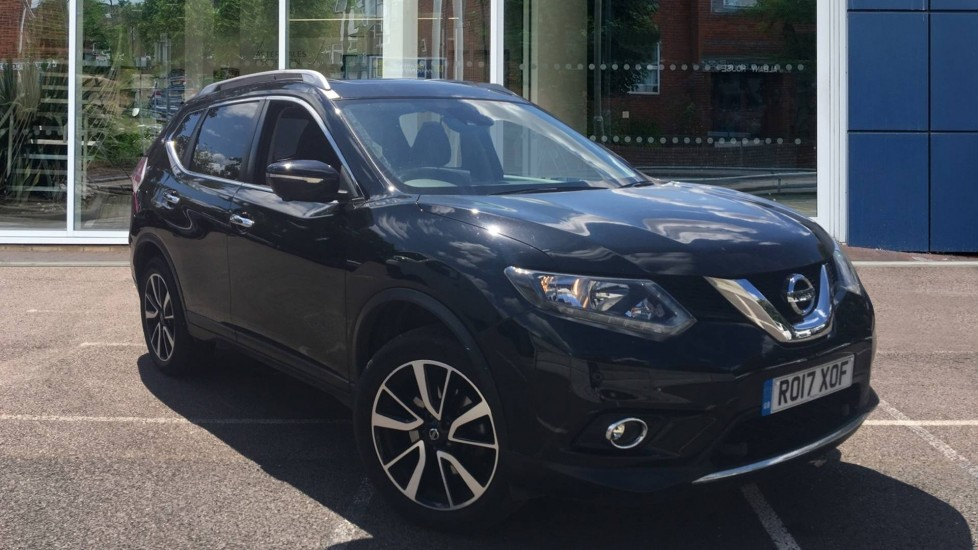 Used Nissan X-Trail SUV 1.6 dCi N-Vision (s/s) 5dr