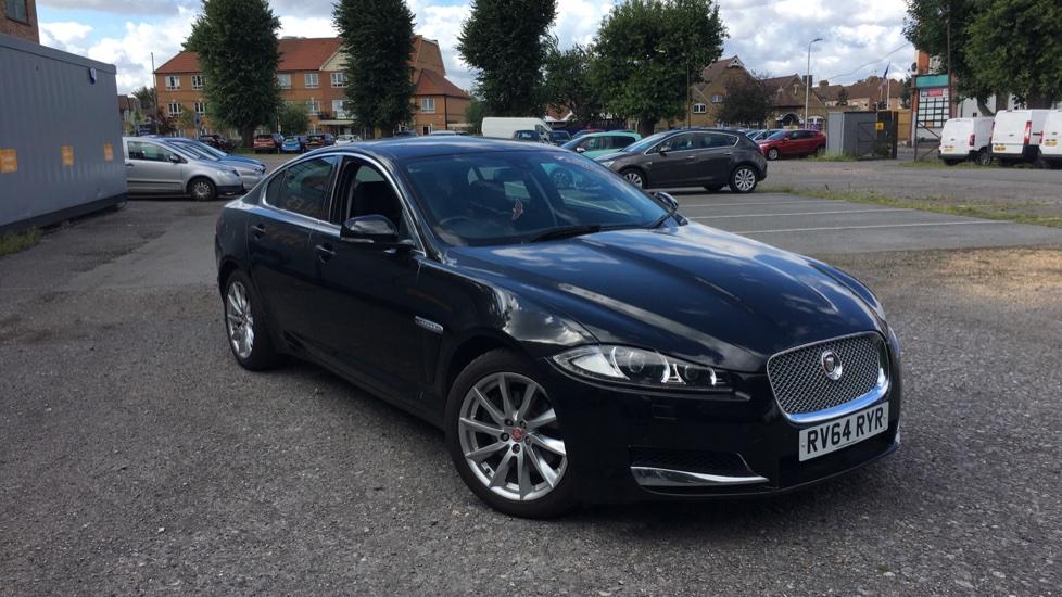 Used Jaguar XF Saloon 3.0 TD V6 Premium Luxury (s/s) 4dr