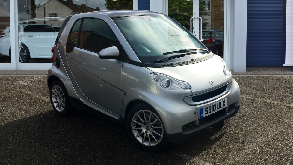 Used Smart fortwo Coupe 1.0 MHD Passion 2dr