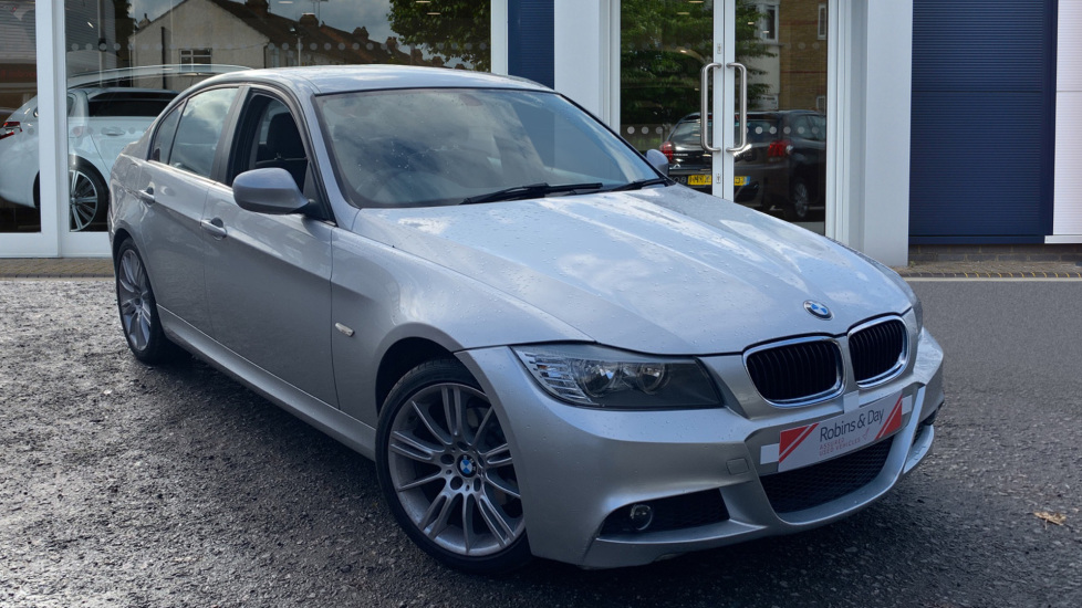Used BMW 3 Series Saloon 2.0 318i Performance Edition 4dr