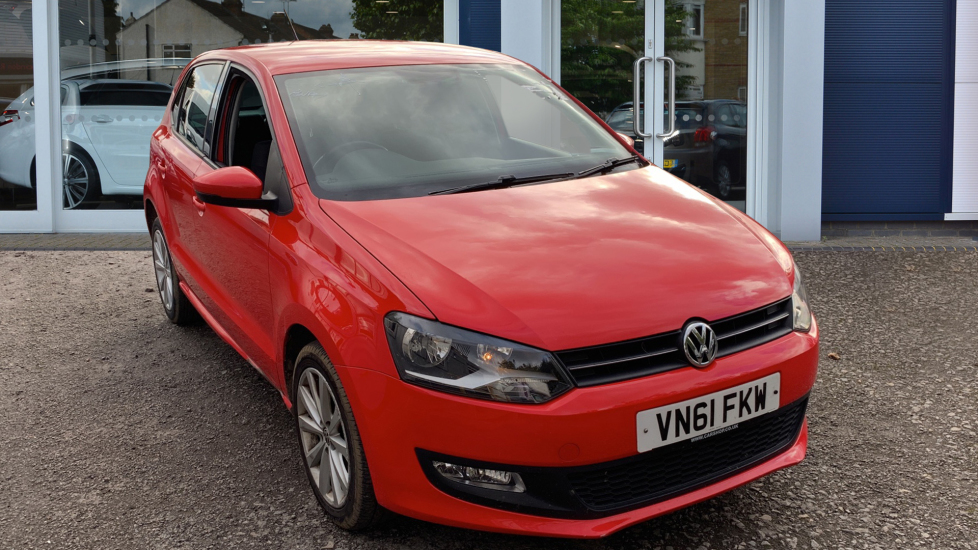 Used Volkswagen Polo Hatchback 1.2 TDI Match 5dr