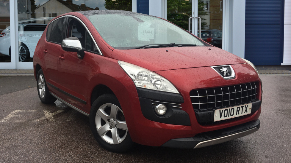 Used Peugeot 3008 SUV 1.6 THP Exclusive 5dr