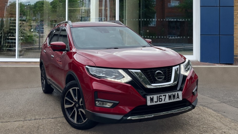 Used Nissan X-Trail SUV 1.6 dCi Tekna XTRON (s/s) 5dr