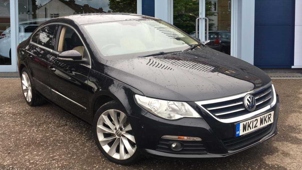Used Volkswagen CC Coupe 2.0 TDI BlueMotion Tech GT DSG 4dr