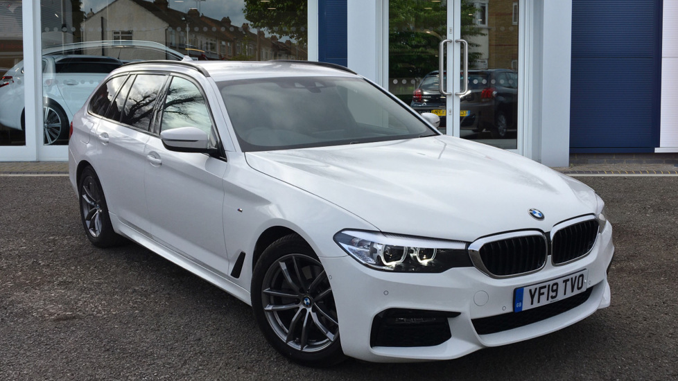 Used BMW 5 Series Estate 2.0 520d M Sport Touring Auto (s/s) 5dr