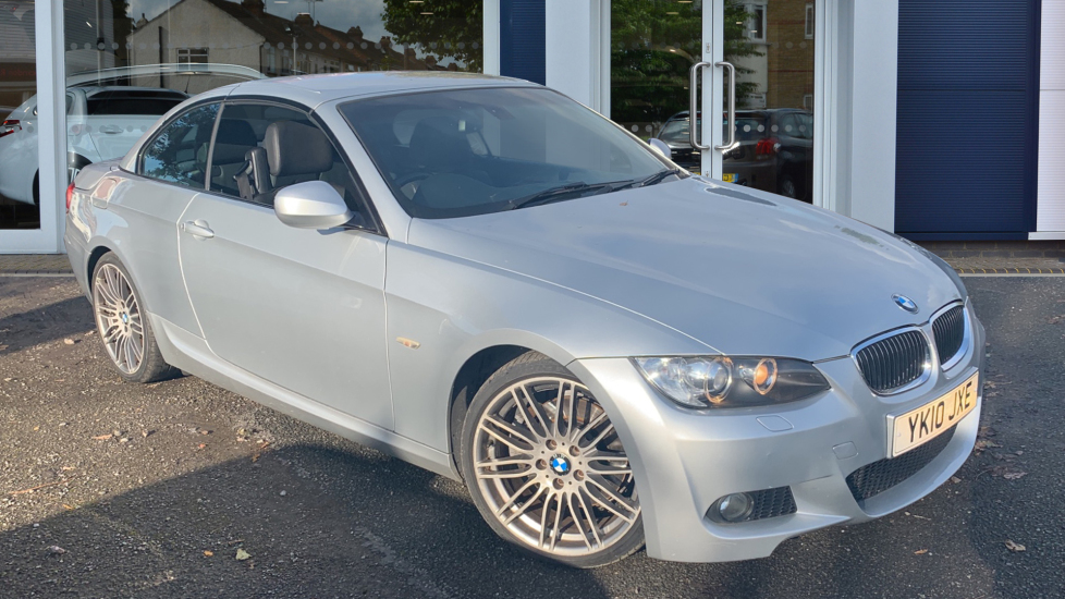 Used BMW 3 Series Convertible 3.0 325d M Sport Highline 2dr