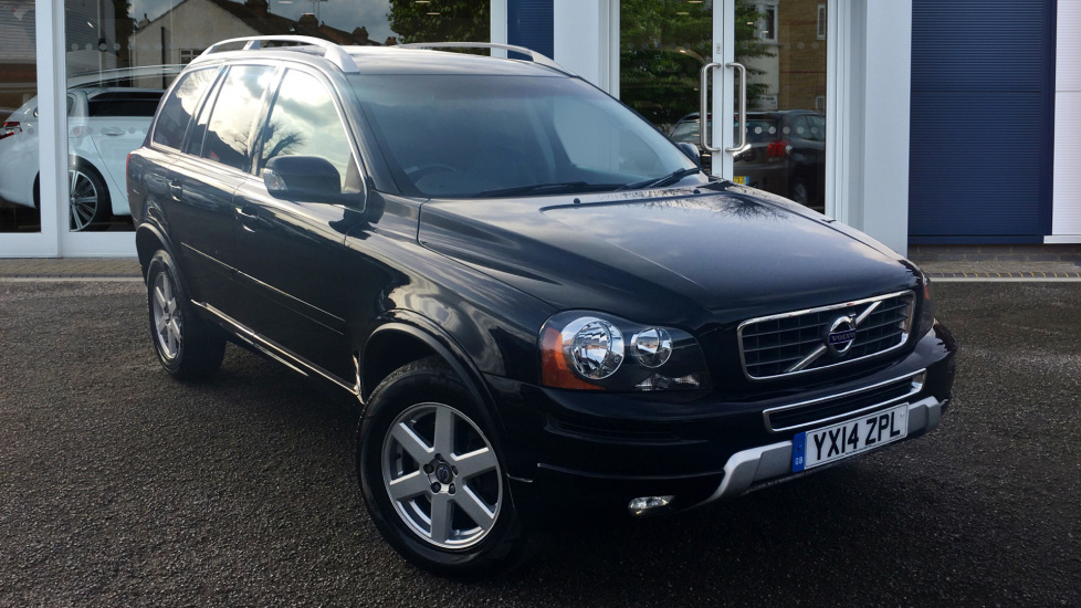 Used Volvo XC90 SUV 2.4 D5 ES Geartronic AWD 5dr
