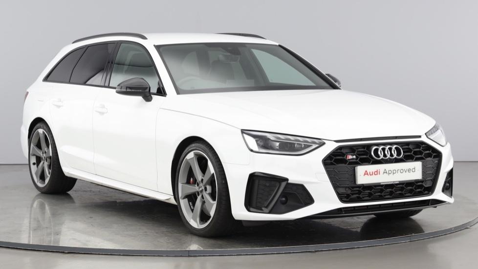 Audi S4 Avant Black Edition Tdi 347 Ps Tiptronic 41 000