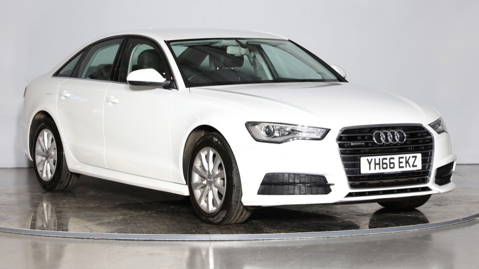 Audi A6 SE Executive 3.0 TDI quattro 218 PS S tronic £16,500