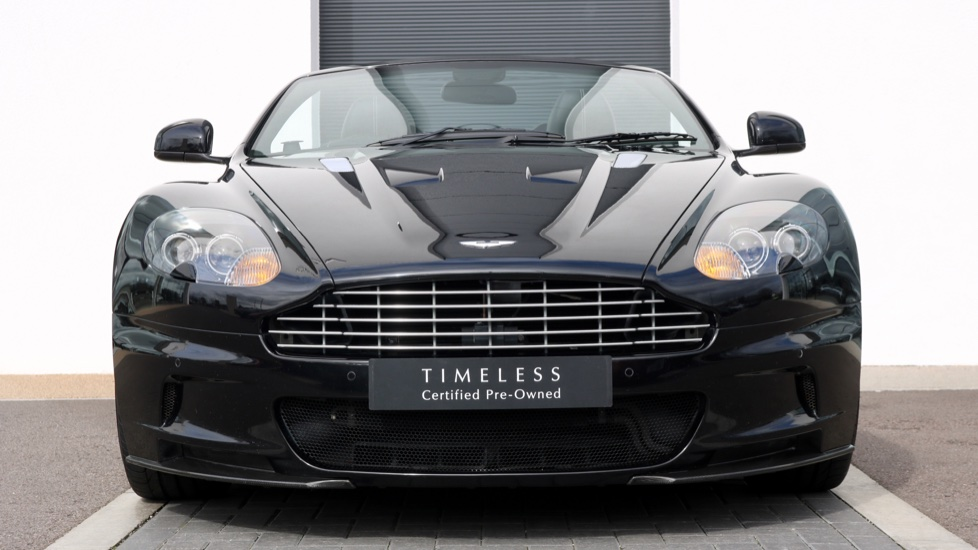 Aston Martin DBS V12 2dr Volante Touchtronic image 1
