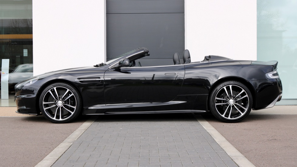 Aston Martin DBS V12 2dr Volante Touchtronic image 2