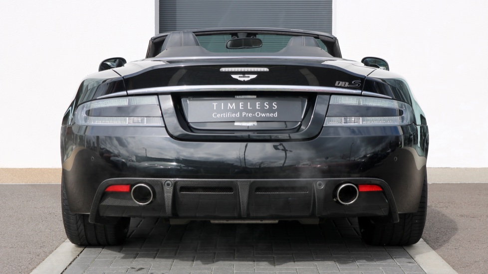 Aston Martin DBS V12 2dr Volante Touchtronic image 3