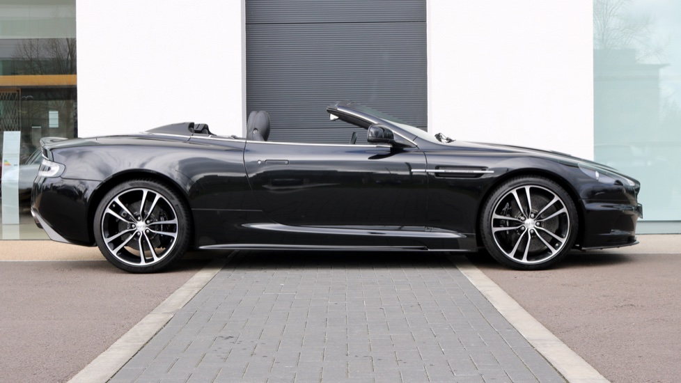 Aston Martin DBS V12 2dr Volante Touchtronic image 4