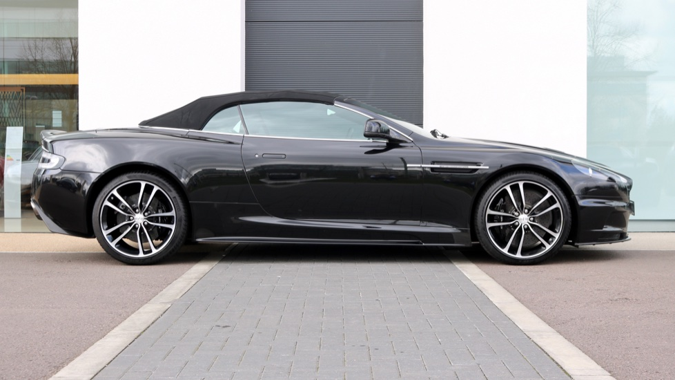Aston Martin DBS V12 2dr Volante Touchtronic image 5