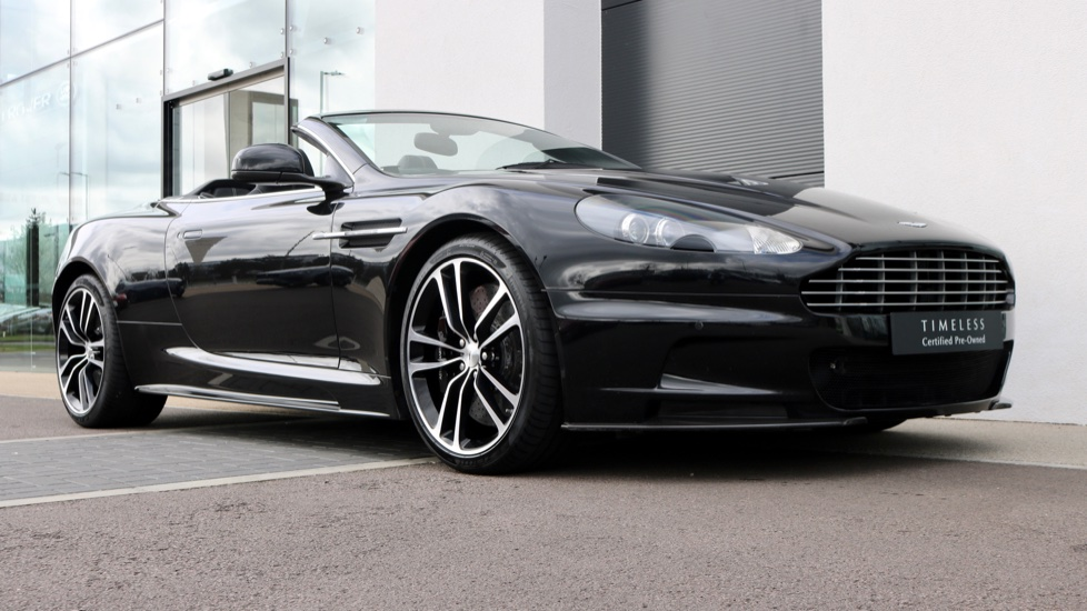 Aston Martin DBS V12 2dr Volante Touchtronic image 21