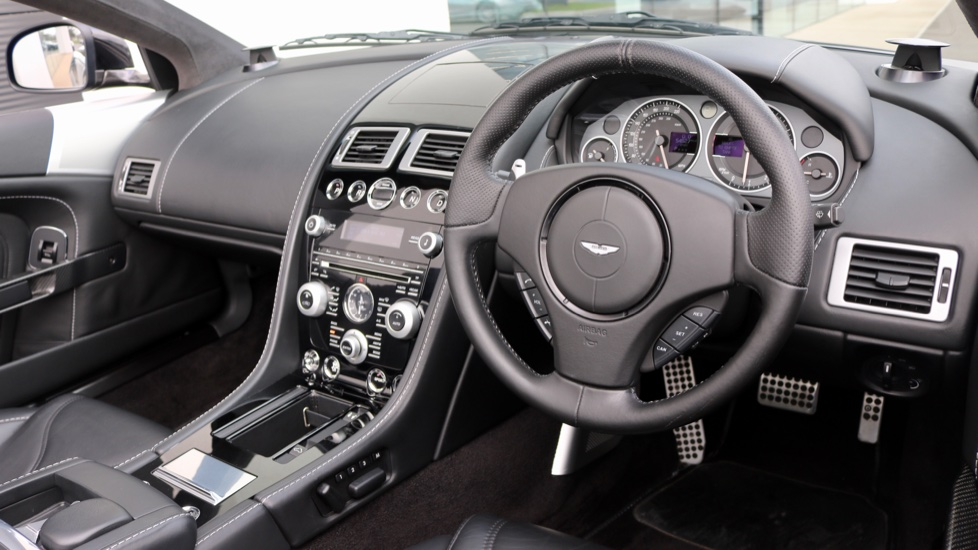 Aston Martin DBS V12 2dr Volante Touchtronic image 22