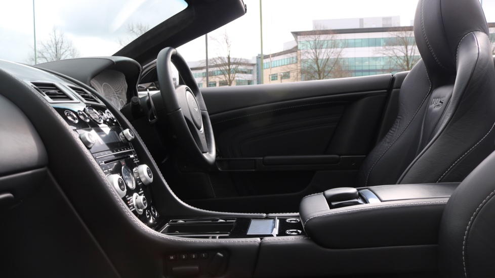 Aston Martin DBS V12 2dr Volante Touchtronic image 46