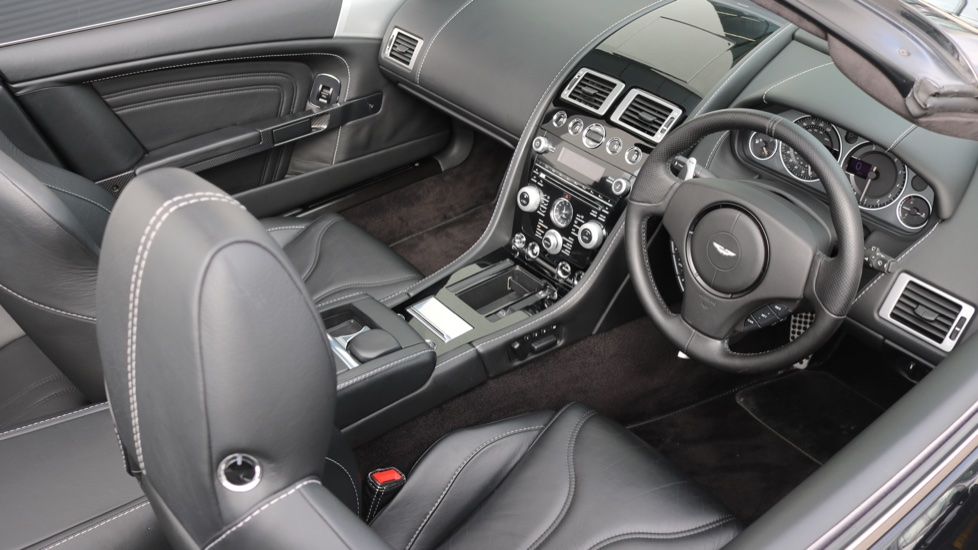 Aston Martin DBS V12 2dr Volante Touchtronic image 50