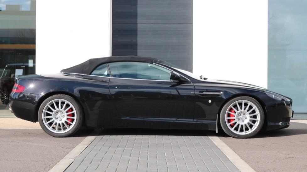 Aston Martin DB9 V12 2dr Volante Touchtronic 5.9 Automatic Convertible (2007)