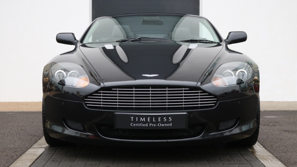Aston Martin DB9 V12 2dr Volante Touchtronic 5.9 Automatic Convertible (2008)