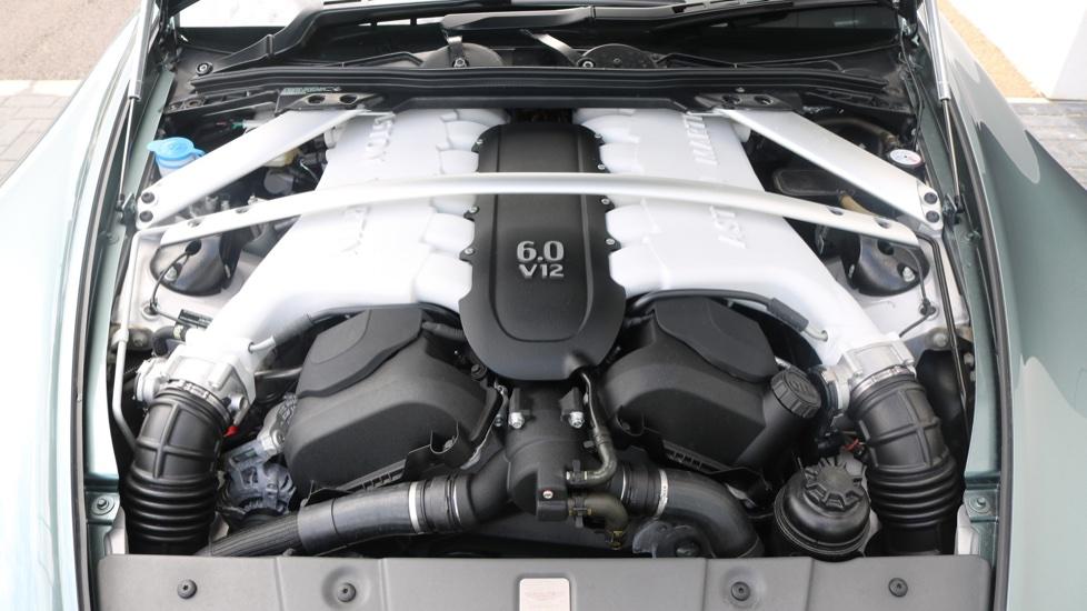 Aston Martin V12 Vantage S Coupe S 2dr image 14