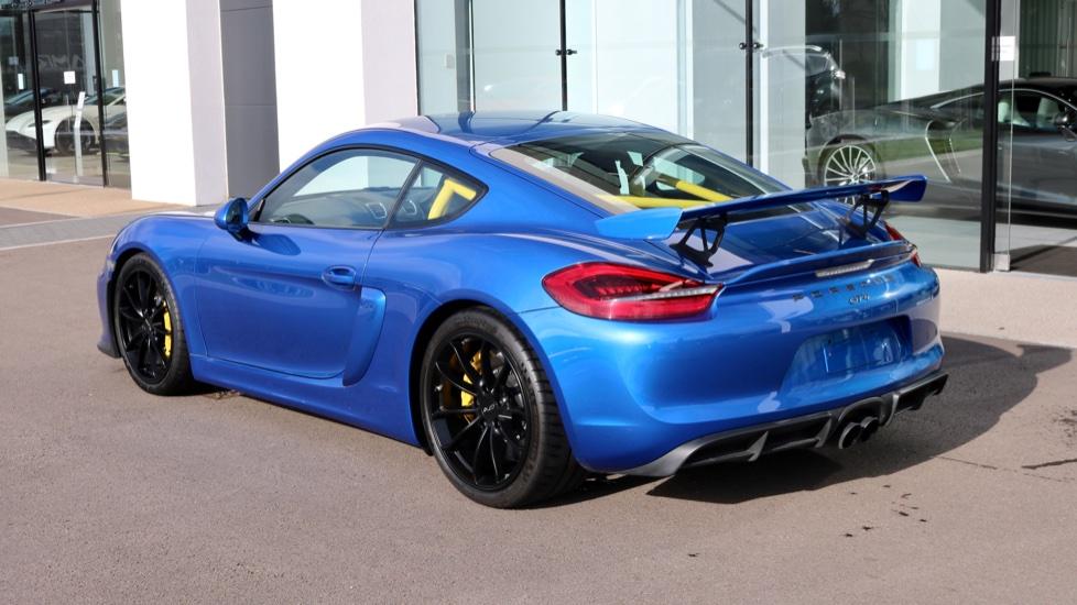 Porsche Cayman GT4 image 6