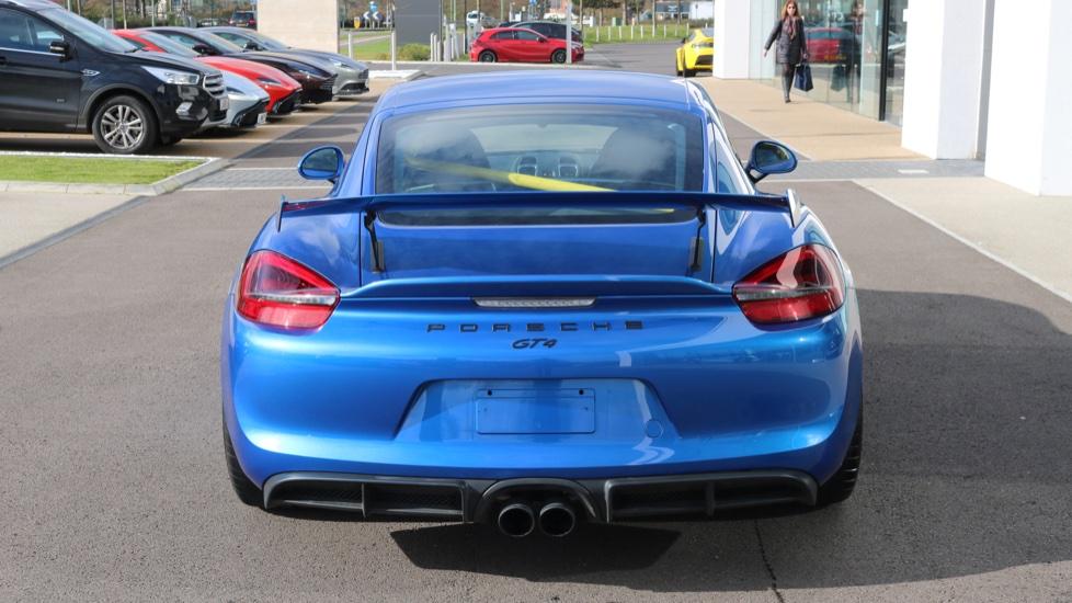 Porsche Cayman GT4 image 8