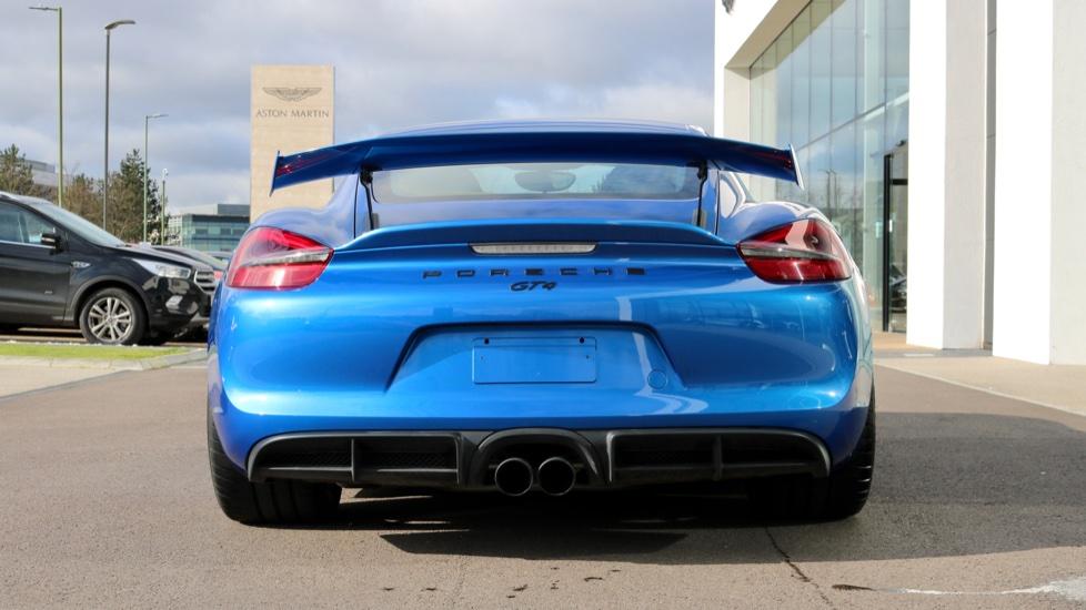 Porsche Cayman GT4 image 9