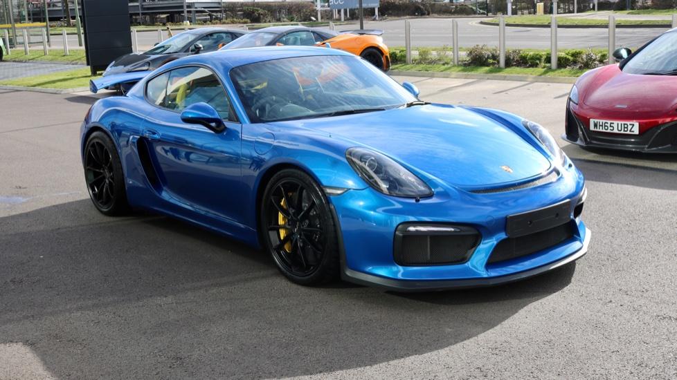 Porsche Cayman GT4 image 14