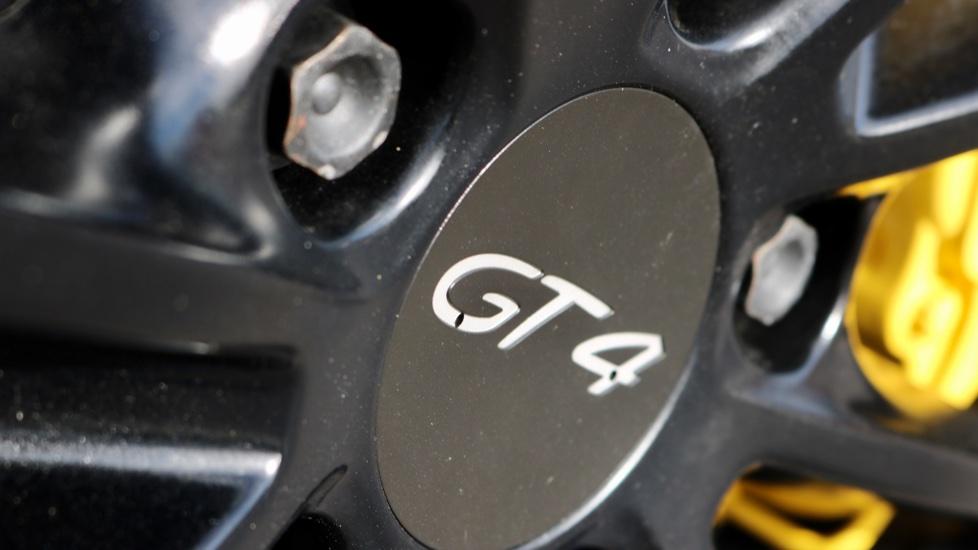 Porsche Cayman GT4 image 19
